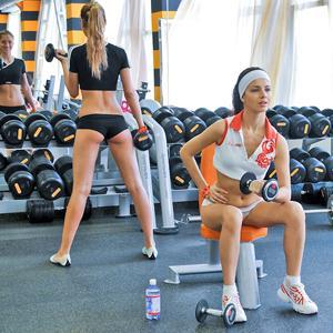 Фитнес-клубы Биры