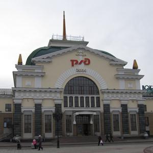 Железнодорожные вокзалы Биры